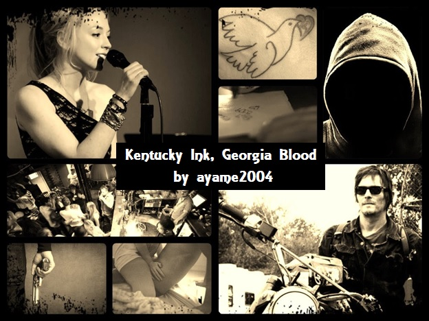 Kentucky Ink, Georgia Blood