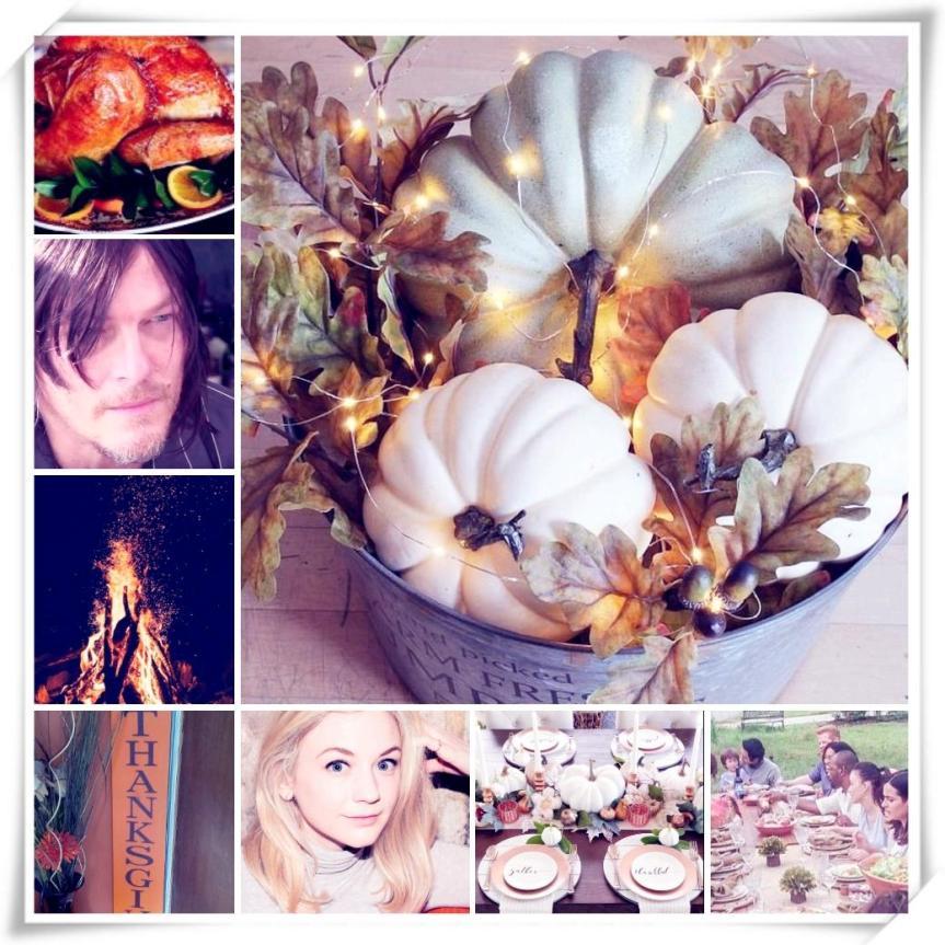 Thanksgiving collage1