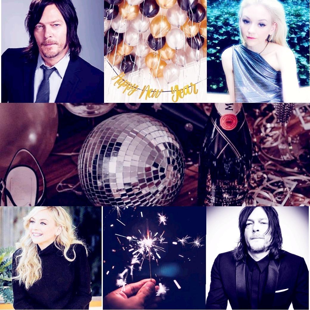 NYE collage
